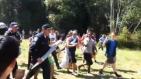 2 Pound Of Joint Seized By University of California Santa Cruz Police Raw Footage