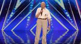John Hetlinger: 82-Year-Old Singer Shocks the Room with Hard Rock Cover - America's Got Talent 2016