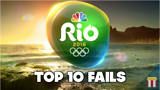 Rio 2016 Top 10 Fails Compilation (Summer Olympics)