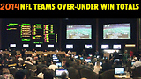 2014 Vegas Odds For Every NFL Team