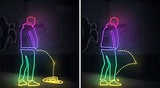 Try Peeing On These Walls And Your Pee Will Bounce Right Back