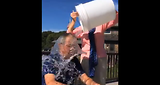 ALS Ice Bucket Challenge - George W. Bush
