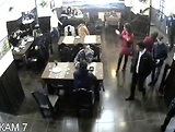 Russian Gangster Doesn't Care When Masked Men Invade Restaurant