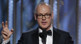 Michael Keaton Putting His Acceptance Speech Away Is The Saddest Moment From The Oscars