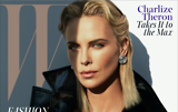Charlize Theron in W Magazine