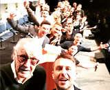Channing Tatum and Chris Hardwick Got Down on the Best Superhero Selfie Ever