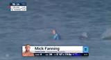 Mick Fanning Shark Attack Full Video