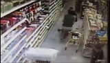 Mom Wrestles Daughter From Kidnapper's Grip Inside Store