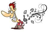 Loz's magnificent 7 tone fart symphony