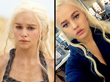 Game of Thrones: Daenerys' Stand-In Is the Spitting Image of the Khaleesi Herself